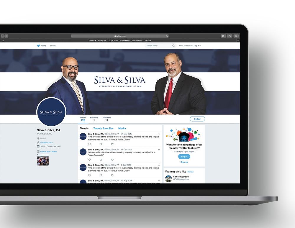 Silva & Silva Facebook