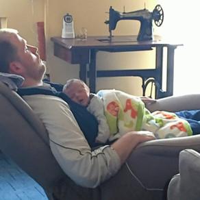 El sueño del bebé durante el primer año de vida