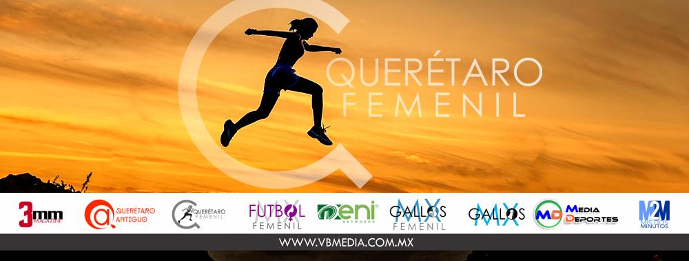 Todo sobre el deporte femenil en el Estado de Querétaro