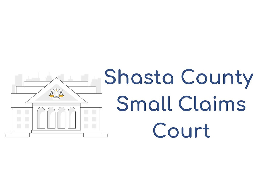 How to file a small claims lawsuit in Shasta  County Small Claims Court