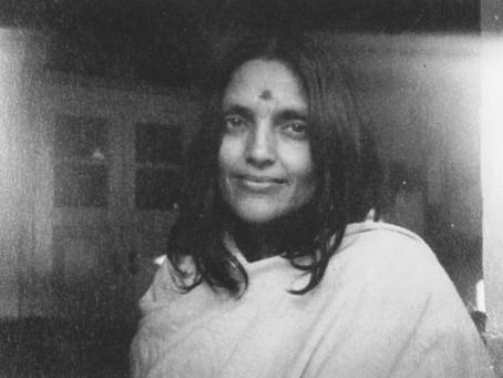 Шри Анандамайи Ма (1896–1982) «Мать, исполненная блаженства»