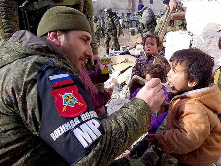 La Tchétchénie ou la nouvelle arme du soft-power russe au Moyen-Orient