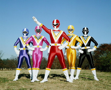 Boom! Studios to turn Fiveman into a Power Rangers comic series.