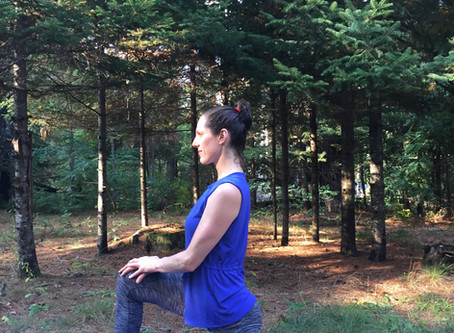 Ottawa Yoga Teacher Profile - Courtenay Dore