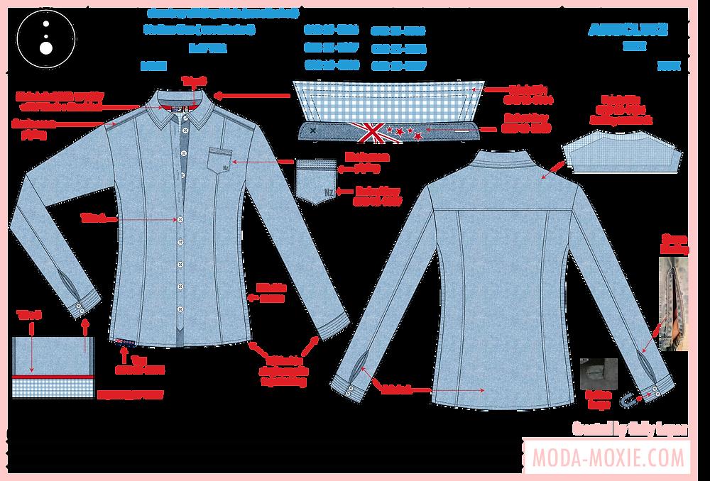 Fashion Tech Pack of Women shirt