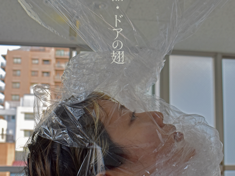 10th Nov.  一人芝居「孵化器・ドアの翅」 Solo Performance  'As You Exit To'