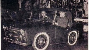 Les premières voitures artisanales fabriquées en Algérie