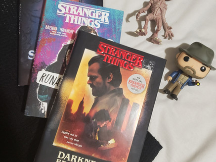 """""""Stranger Things: Darkness on the Edge of Town"""" by Adam Christopher"""
