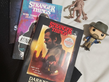 """Stranger Things: Darkness on the Edge of Town"" by Adam Christopher"