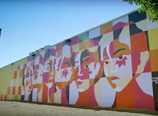 """Sheraton Beautifies Belltown, Seattle with """"Art of Gathering"""" Campaign"""