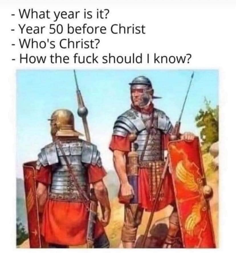 Funny Christ Memes