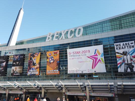 IEOC at G-Star 2019