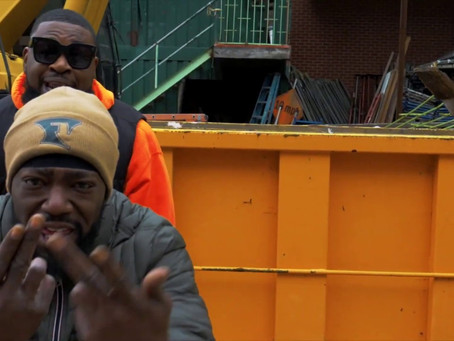"Fantom of the Beat ""Look Out Boy"" Ft. Rhymrcka -Video"
