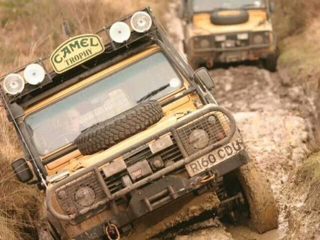 A Real Adventure, The Camel Trophy...