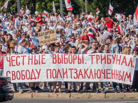 The Belarusian President's biggest fears : democracy and women