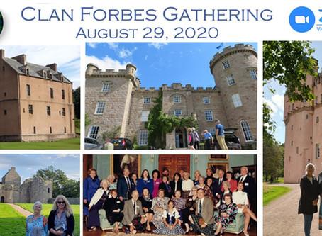 Virtual Clan Gathering 2020