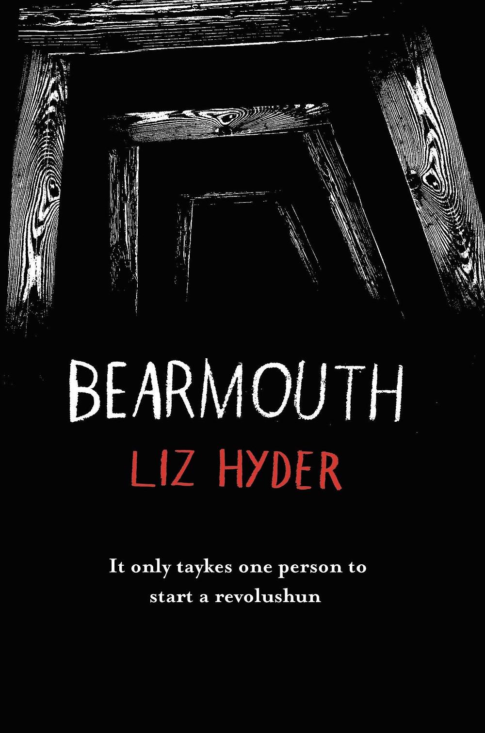Bearmouth By Liz Hyder : thebookslut book reviews the book slut