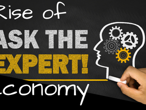 Rise of the Expert Economy