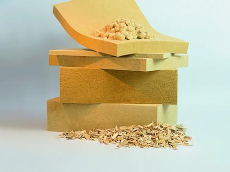 Киприда е вносител на топлоизолация от дървесни нишки Gutex