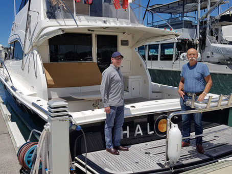 Bill Saves His Boat And Has More Time Fishing With BoatSecure