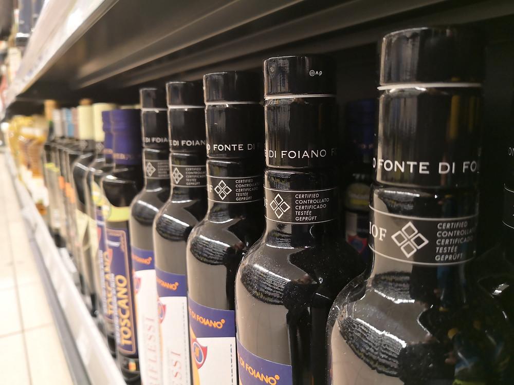 Olivenölangebot bei Manor Food_evoo.expert