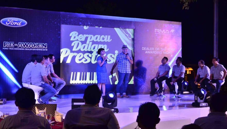 MC Gathering Di Jogjakarta