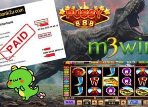 T-REX slot game tips to win RM4000 in Pussy888