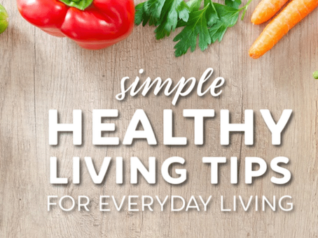 8 Health and Nutrition Tips That Works!