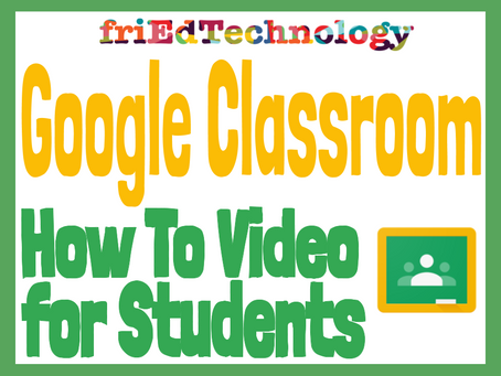 Video: The Student's Guide to Google Classroom