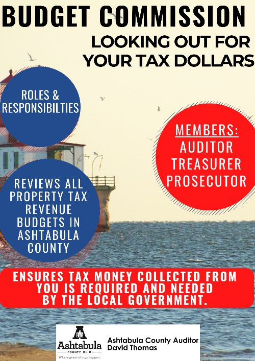 Tax Budget Formal Hearing- Board of DD
