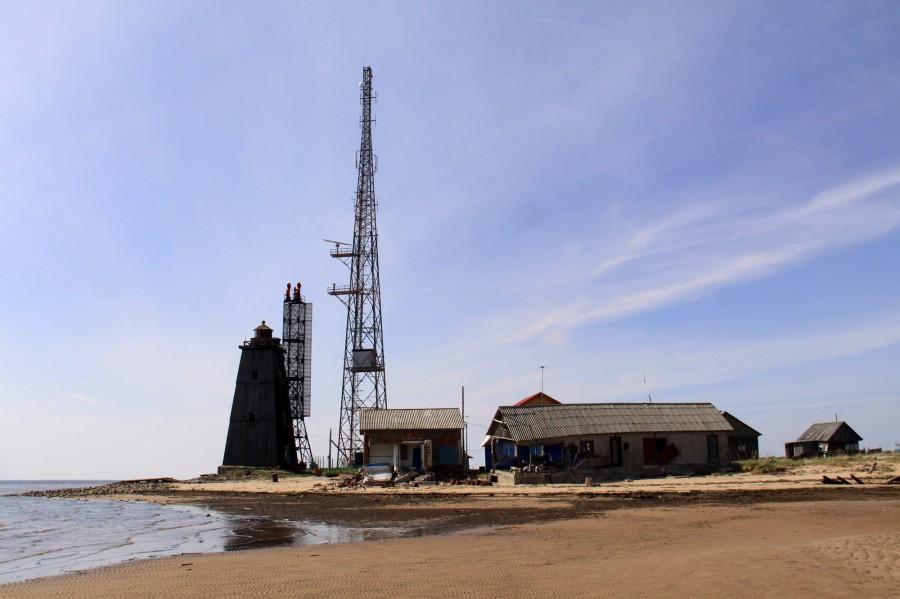 Mud'yugskiy Lighthouse