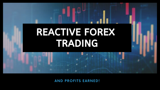 4 DIGIT PROFITS IN A DAY! [REACTIVE FOREX TRADING]