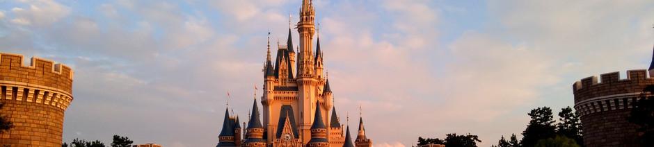 Tokyo Disneyland (3/16)