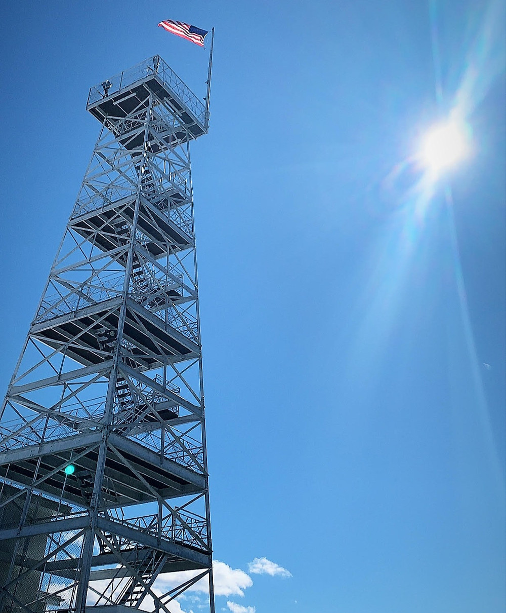 Indian Head Resort Lookout Tower