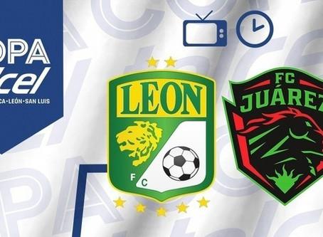 Participará FC Juárez en la Copa Telcel