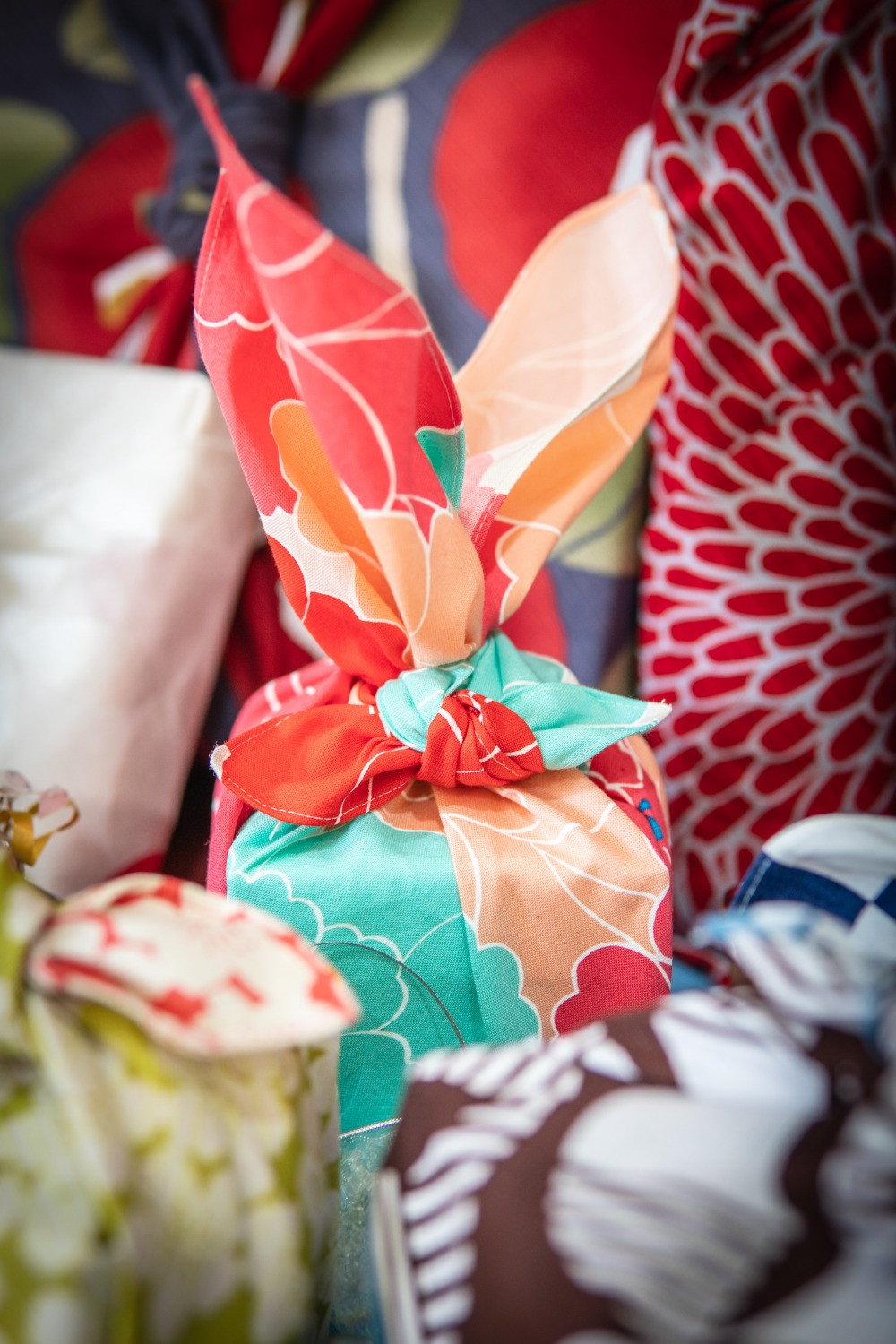 furoshiki Zusetsu store online present wrapping from Kyoto