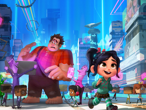 Ralph Breaks the Internet film review