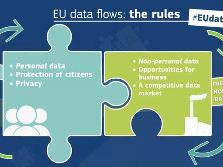 欧盟非个人数据流动监管新进展