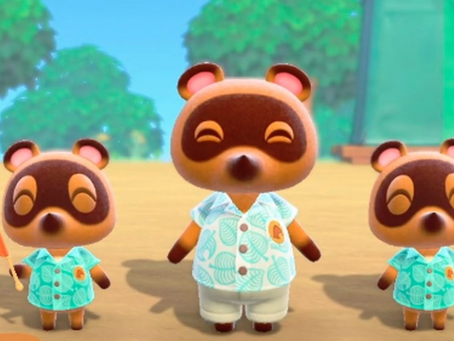 The Raccoon in the Room: Tom Nook and Capitalism in Videogames