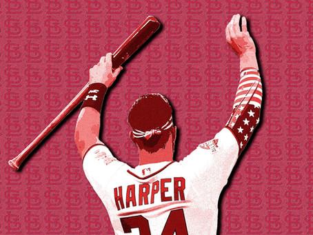 Bryce Harper -- Just do it!