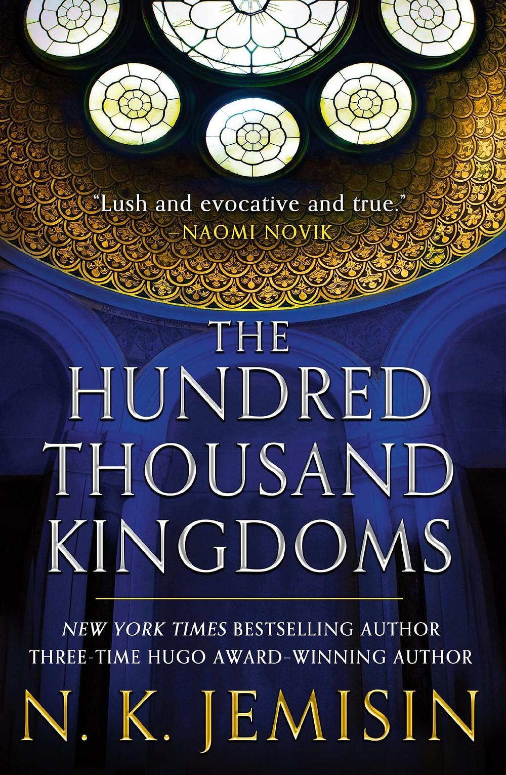 The Hundred Thousand Kingdoms N. K. Jemisin thebookslut