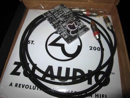 Обзор Zu Audio Option IC