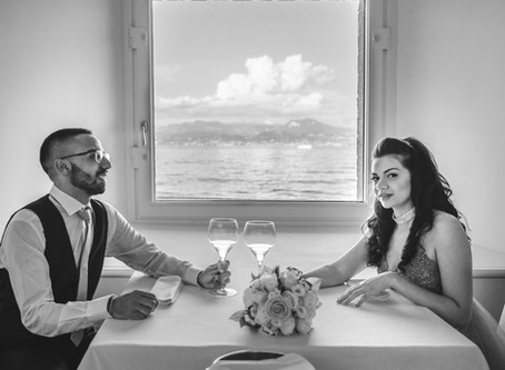 Wedding at La Speranzina Relais in Sirmione, Lake Garda