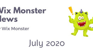 מה חדש בוויקס - יולי 2020