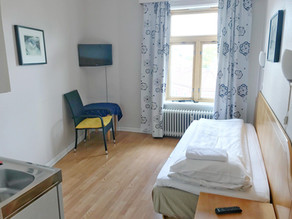 Cochs Pensjonat: Budget Accommodation in Oslo
