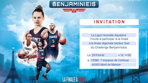 Challenge Benjamin(e)s