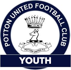 Potton UTD Youth charity match