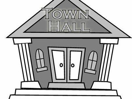 Town Hall August 22, 2019 Presentations