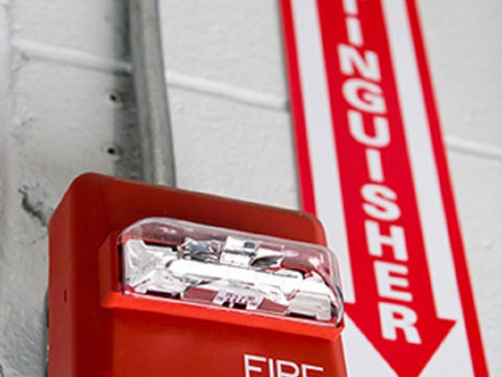 Kebakaran Tempat Kerja: Tips Pencegahan