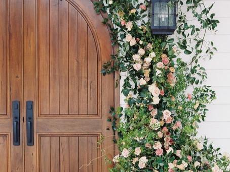 Flor Box OXO   Wedding Flowers   Installation Styles